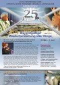 2009 Juni CFRI beim 32. Evangelischen Kirchentag - Christliche ... - Page 5