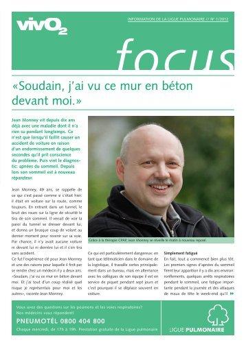 Jean Monney, télématicien de piquet - Halbschlaf & Vollgas