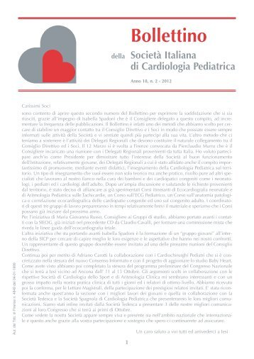 Anno 18, n.2 2012 - SICP