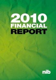DEXION Shareholder Review - nib