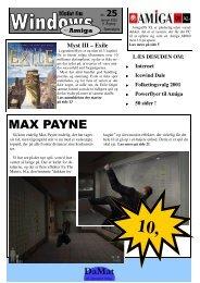 MAX PAYNE - DaMat