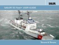 SAILOR 55 Fleet+ USER GUIDE - GMPCS Personal ...
