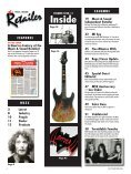 M&S Retailer M&S Retailer 15, 2008 - Vol.25 No.11 - Music & Sound ... - Page 4