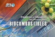 Preguntas y respuestas más frecuentes sobre biocombustibles