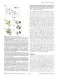 The Origins of Specificity in Polyketide Synthase Protein Interactions - Page 6