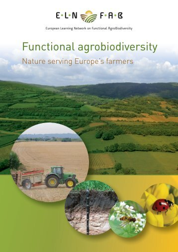 Functional agrobiodiversity - European Learning Network on ...