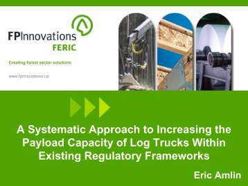 A Systematic Approach to Increasing the Payload Capacity of Log ...