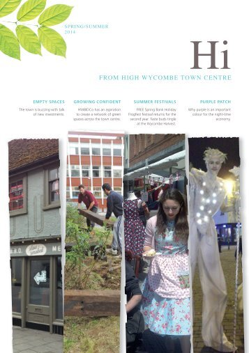 HW residents magazine web version