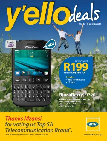 NOW - mtndeals.co.za
