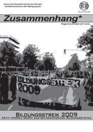 zusammenhang21s.pdf (2.47 MB) - Basisdemokratisches Bündnis