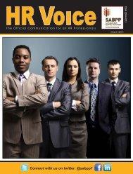 HR_Voice March 2013.pdf - SABPP