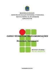centro federal de educação tecnólogica de pelotas diretoria de ensino