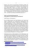 Missionen im Überblick: Juni 2006 bis März 2007 - Page 6