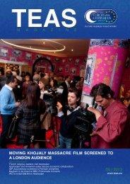 moving khojaly massacre film screened to a london ... - TEAS