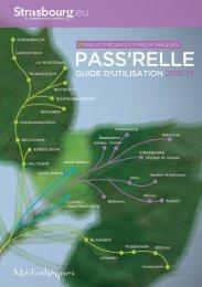 Carte pass'relle - Médiathèques de la ville et de la communauté ...