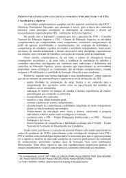 Atividades Complementares - Universidade Católica de Pelotas