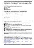 Informacje dodatkowe - Uniwersytet Warszawski - Page 4