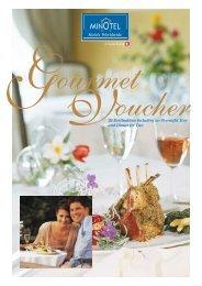 Gourmet Voucher - Minotel