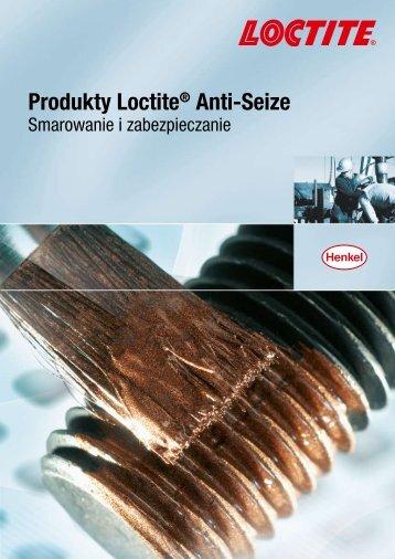 Produkty Loctite® Anti-Seize - Mc-Bis