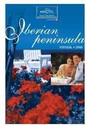 Iberian Peninsula, 4 páginas, 5 Mo - Minotel