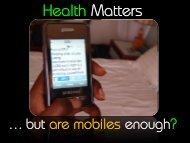 Health Matters - VIVA University
