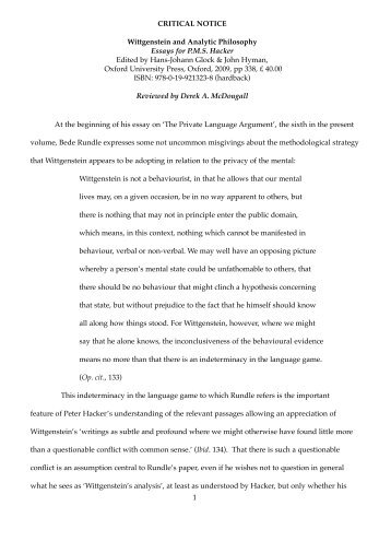 social and political philosophy essays Political philosophers often make use of social contract theory to  mills offers a  direct challenge to shelby's arguments in his paper,.