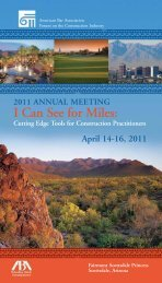 Conference Brochure - Bradley Arant Boult Cummings LLP
