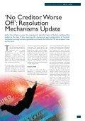 'No Creditor Worse Off': Resolution Mechanisms Update - Flora Prieto - Page 2