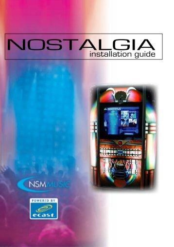 NOSTALGIA - NSM Music Inc
