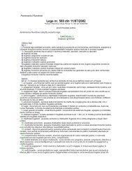 Legea nr. 500 din 11/07/2002