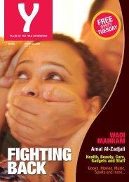 Y Tabloid - Issue 93 - October 20, 2009 - Y-oman.com