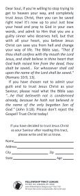 Untitled - Fellowship Tract League - Page 4