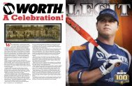 Worth's - Softball Magazine