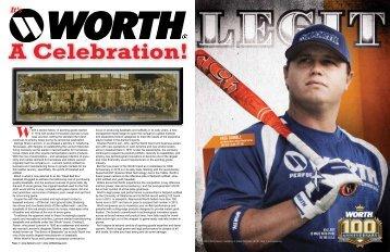Worth's - Softball Magazine