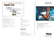 Separation Instead of Disposal - GEA Westfalia Separator Group