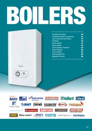 Boilers - City Plumbing Supplies