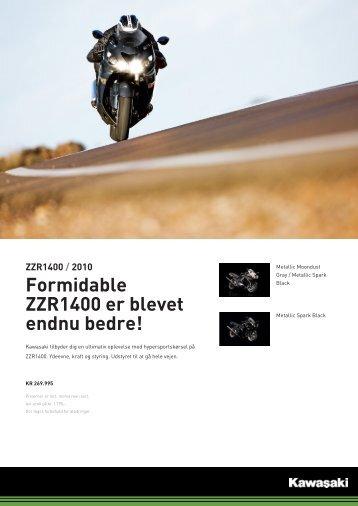 Klik her for PDF Spec - KJ Motorcykler