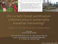 Presentation Slides - the IEA Bioenergy Task 38 Website