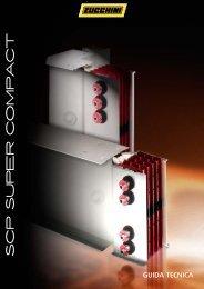 Zucchini SCP Super Compact - Professionisti BTicino