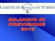 download - Comune di Rivalta di Torino