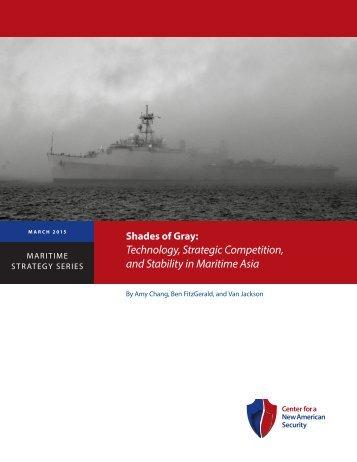 CNAS Maritime 7 Report FINAL