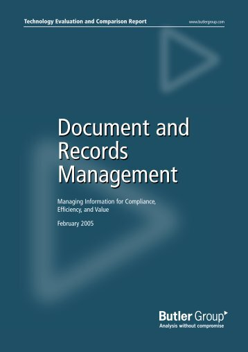 Document and Records Management.qxp - Alacra