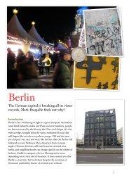 Berlin - 72 Hours - Berlinagenten