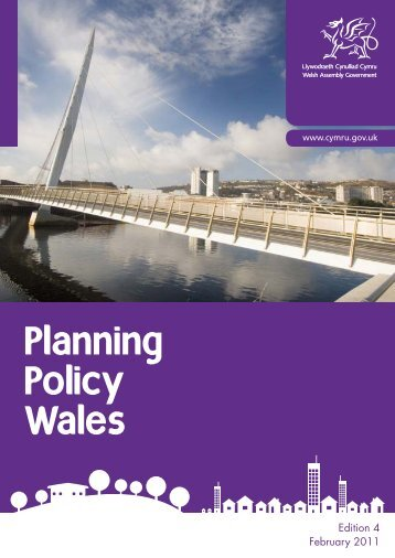 Planning Policy Wales Edition 4 - Brecon Beacons National Park