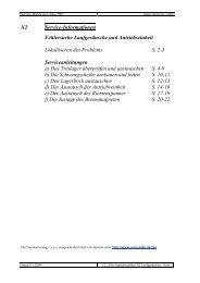 Service-Info Abruffax: ergo_bike - Daum Electronic
