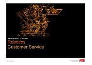 Electronic Service Report Single entry of information - Innosoft GmbH