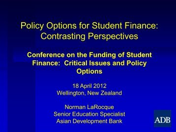 Session Four Larocque.pdf - Institute for Governance and Policy ...