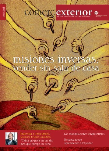 misiones inversas, misiones inversas, - Noticiari de Comerç Exterior