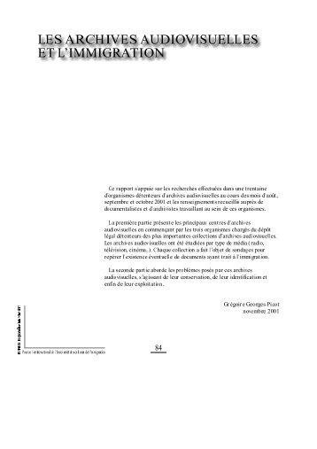 fonds d'Echanges et Productions Radiophoniques repré - Génériques