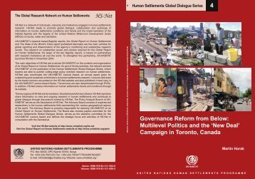 Full Text PDF - Public Policy in Municipalities